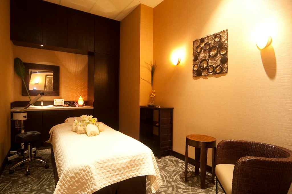 The special room for Body Care
