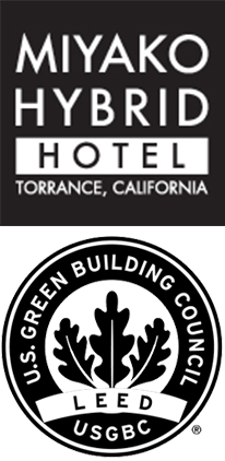 Miyako Hybrid Hotel winner of LEED green building councel